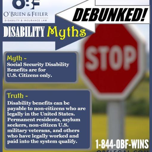 Disability Myth