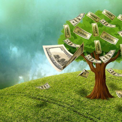 passive income tree