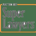 SuperLawyers Badge Linking to Thomas O'Brien
